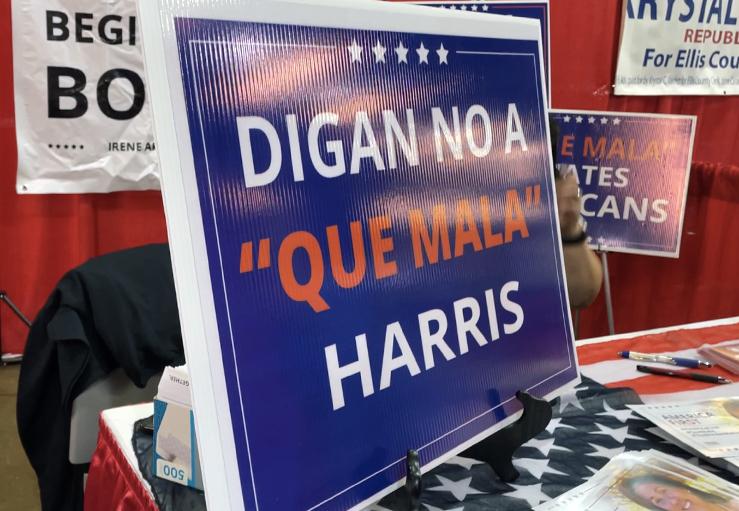 IRENE ARMENDARIZ JACKSON CPAC 2021 SAY NO TO QUE MALA HARRIS