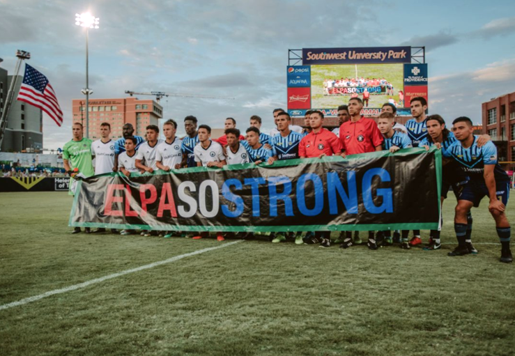 Join the El Paso Police Wives Association for September 11th First Responders Night.